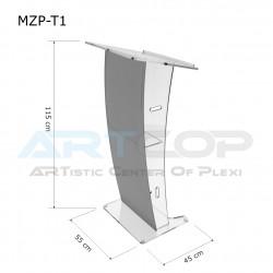 Mównica MZP-T1 noga ŁUK