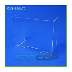 Osłona antywirusowa OVS - 100cm x 70cm