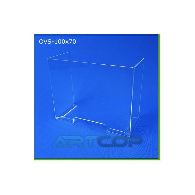 Osłona antywirusowa OVS - 100cm x 70cm x 21cm - wersja Standard