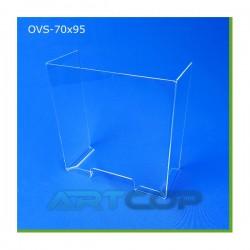 Osłona antywirusowa OVS - 70cm x 95cm