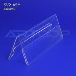 Stojak konferencyjny dwustronny SV2-A5M