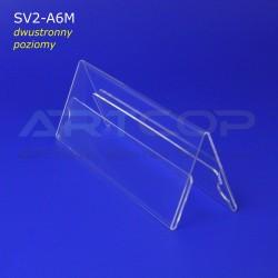 Stojak konferencyjny dwustronny SV2-A6M