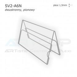 Stojak konferencyjny dwustronny SV2-A6N