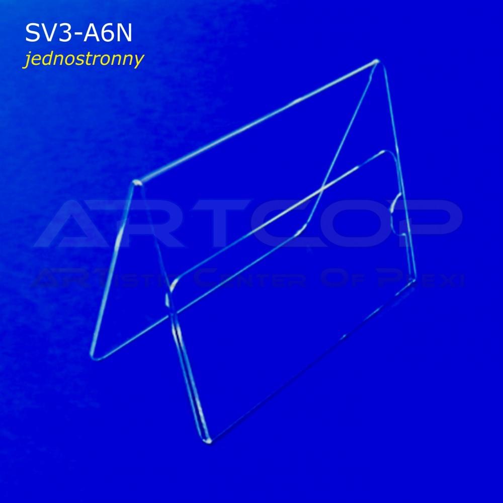 Stojak A7 Poziom typ A, konferencyjny jednostronny - 1/2 A6