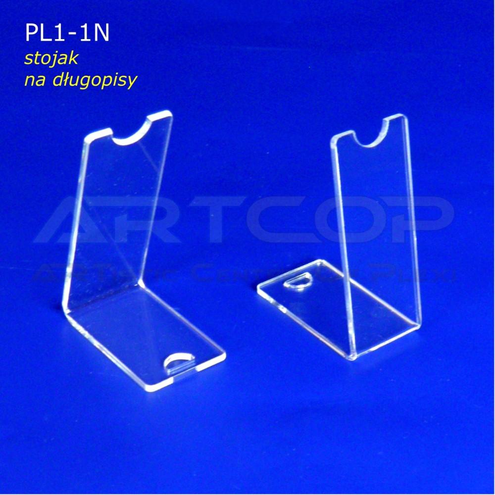 Podstawka PL1 na długopisy - pion na 1 szt.