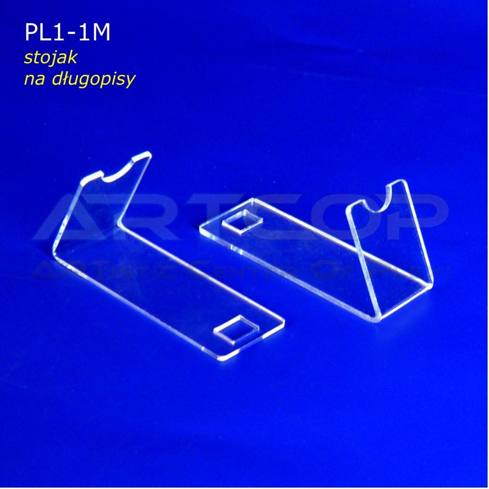 Podstawka PL1 na długopisy - poziom na 1 szt.