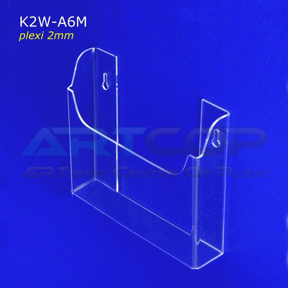 Kieszeń A6 POZIOM wisząca K2W-A6M