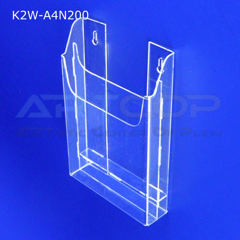 Kieszeń, kaskada A4 x 2 wisząca K2W-A4N200