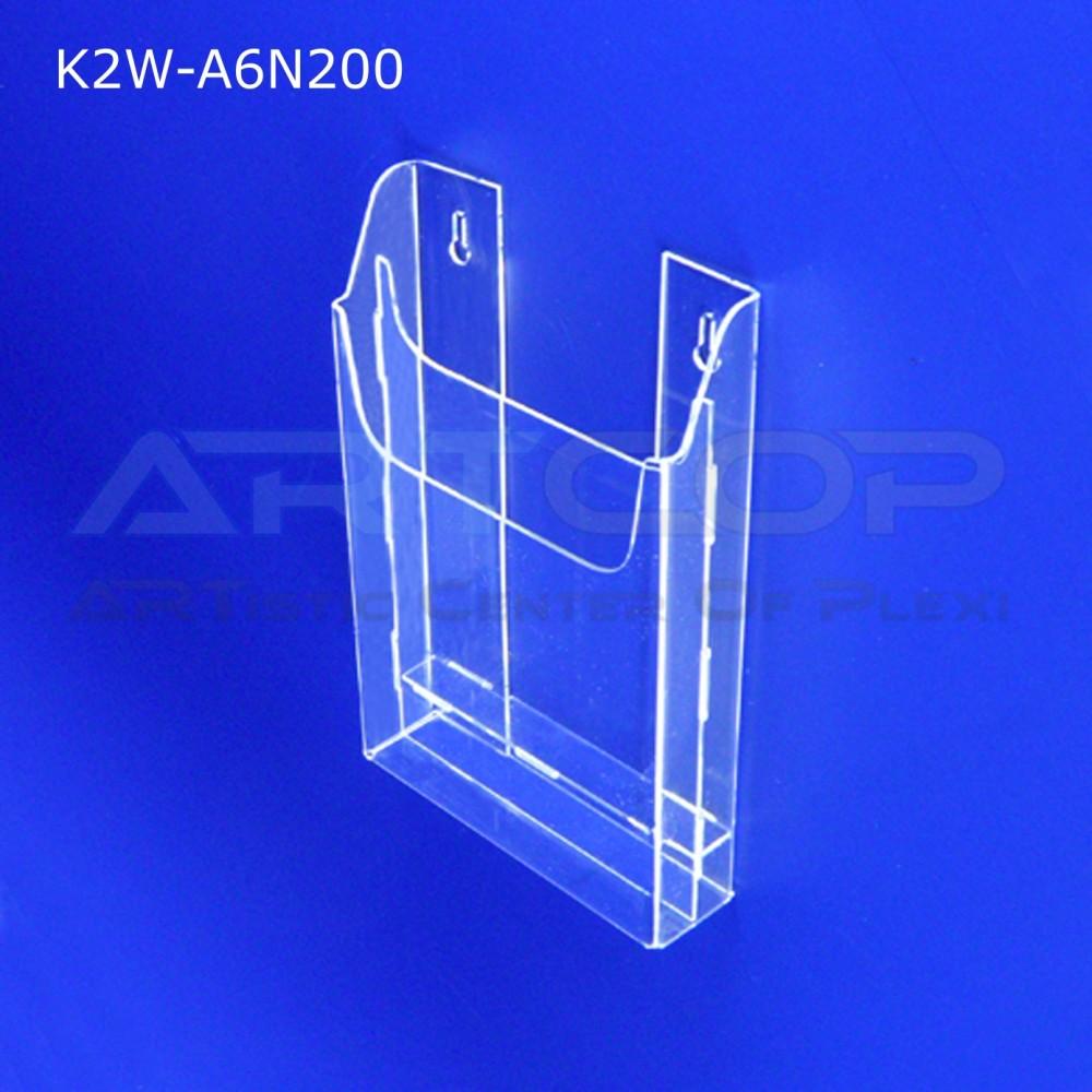 Kieszeń, kaskada A6 x 2 wisząca K2W-A6N200