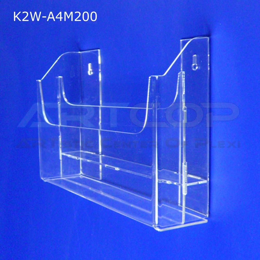 Kieszeń, kaskada A4 x 2 wisząca K2W-A4M200