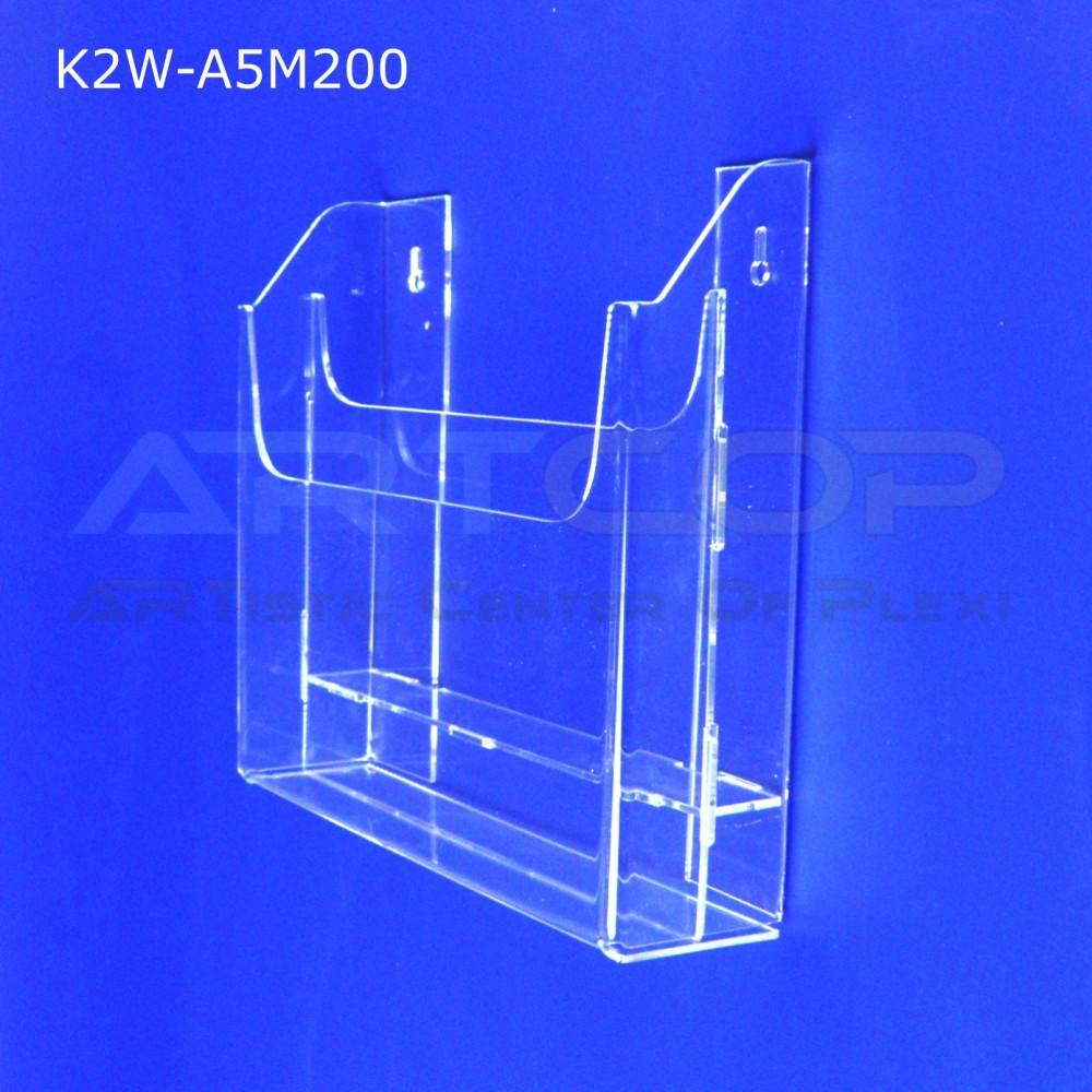 Kieszeń, kaskada A5 x 2 wisząca K2W-A5M200