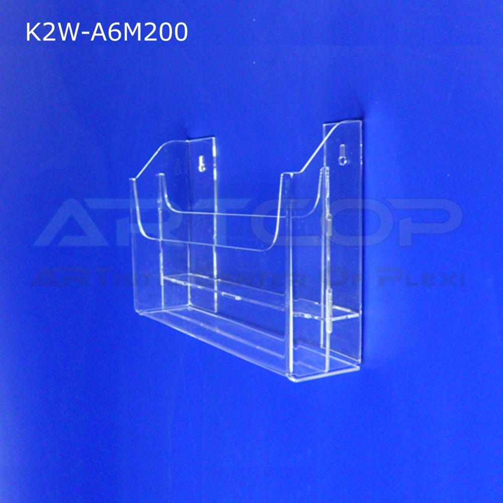 Kieszeń, kaskada A6 x 2 wisząca K2W-A6M200