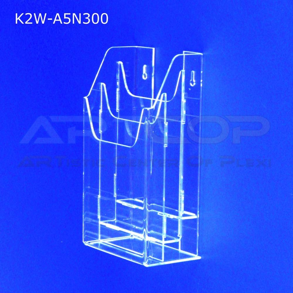 Kieszeń, kaskada A5 x 3 wisząca K2W-A5N300