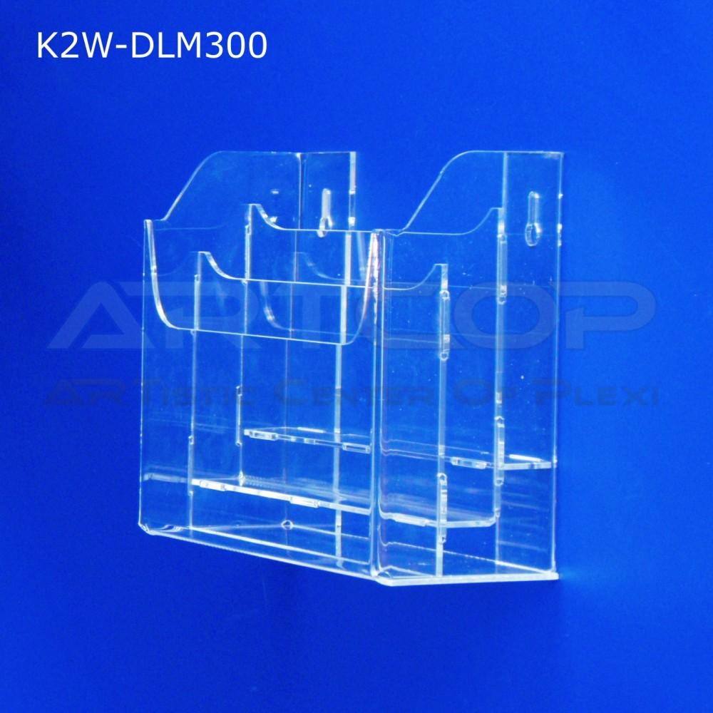 Kieszeń, kaskada DL x 3 wisząca K2W-DLM300