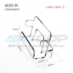 Wizytownik prosty W3O-M