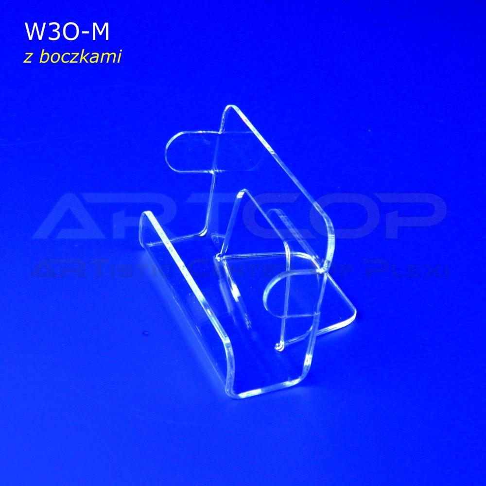 Wizytownik prosty W3O-M z boczkami