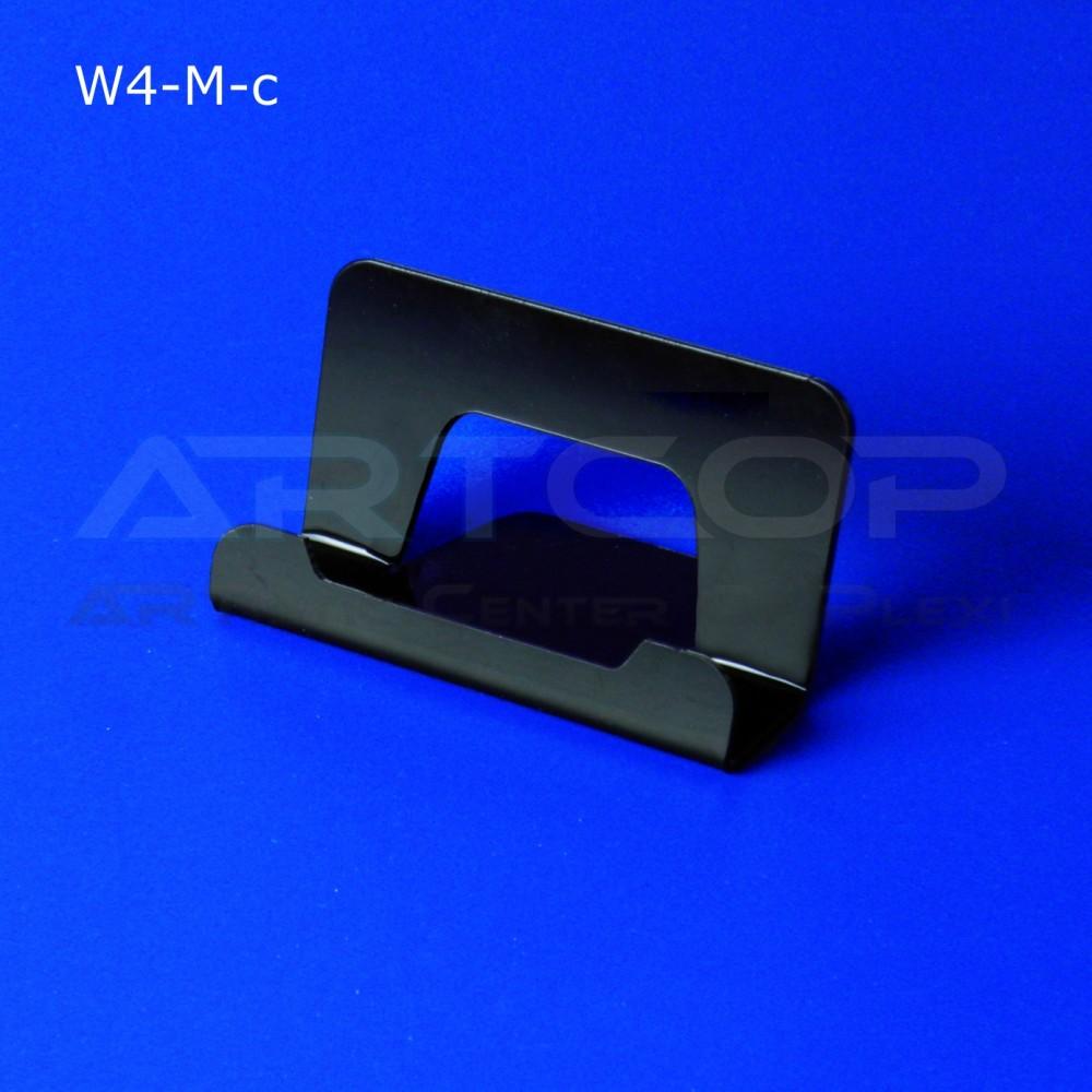 Wizytownik profilowany W4-M - czarny