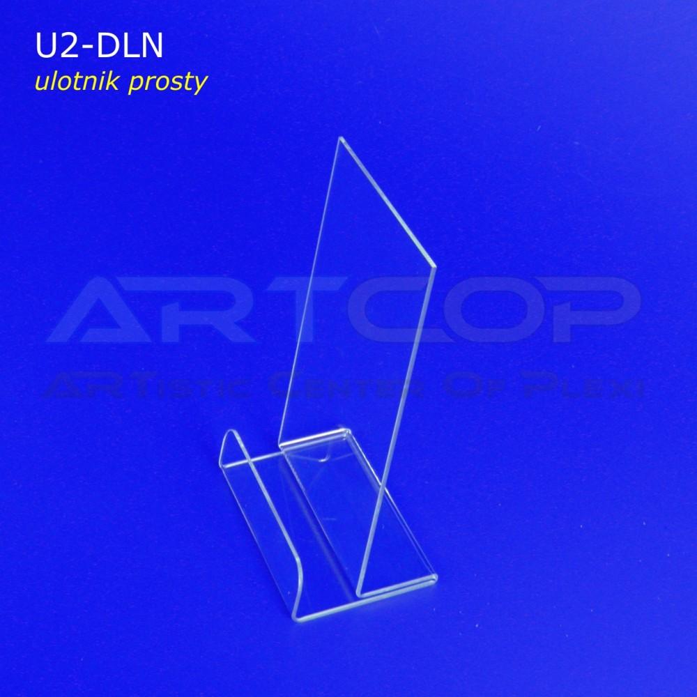 Ulotnik U2 prosty - pion DL