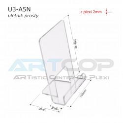 Ulotnik U3 prosty U3-A5N