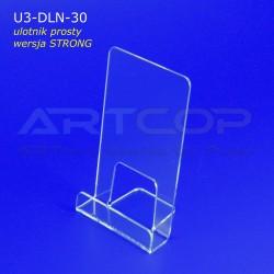 Ulotnik U3 prosty - pion DL STRONG U3-DLN-30