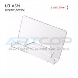Ulotnik U3 prosty  U3-A5M