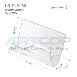 Ulotnik U3 prosty U3-DLM-30