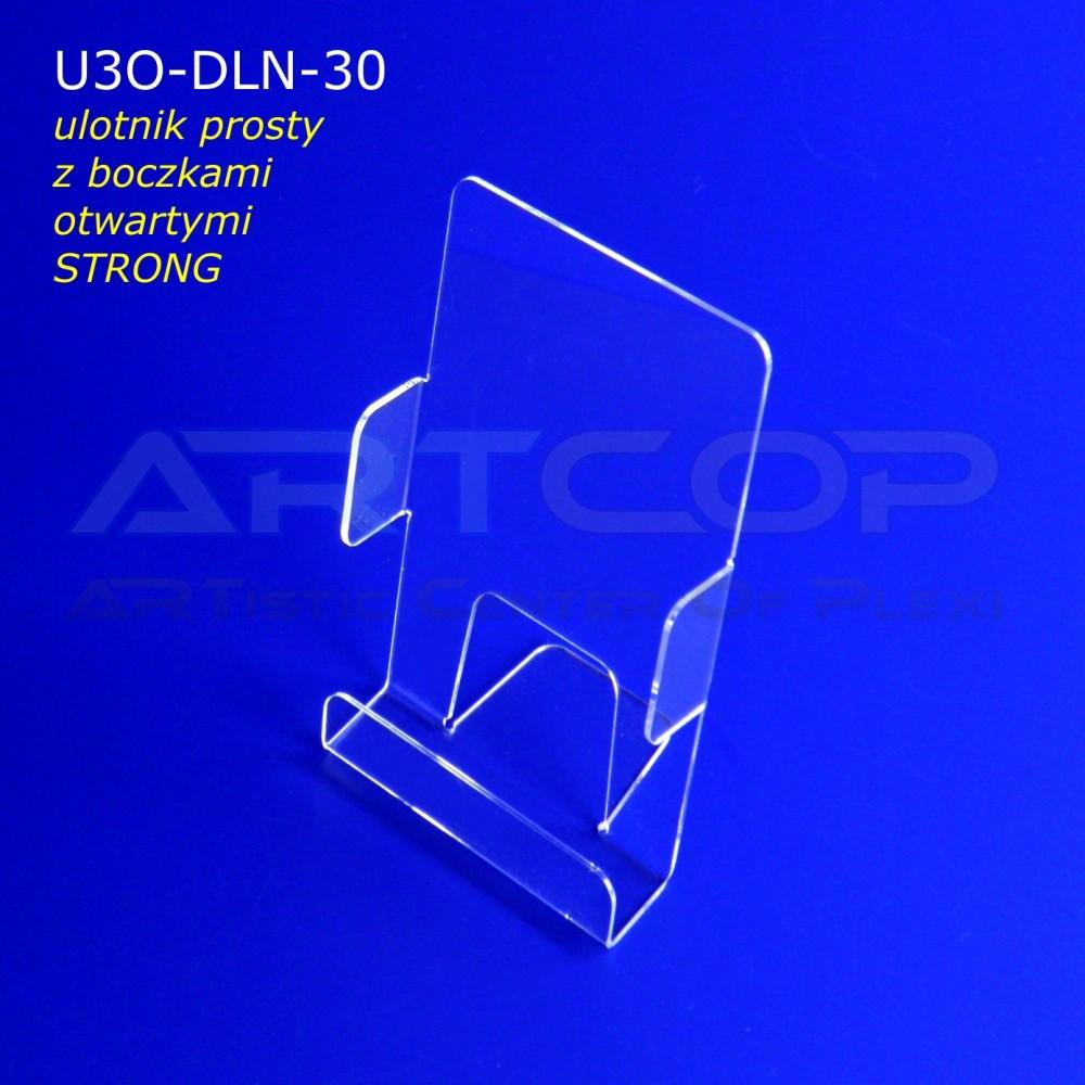 Ulotnik DL PION z bokami otwartymi U3O-DLN
