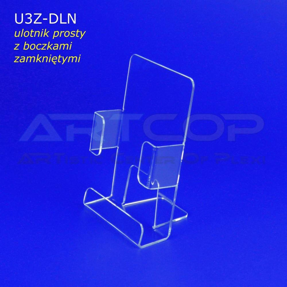Ulotnik DL PION z bokami zamkniętymi U3Z-DLN