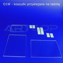 Koszulka z taśmą dwustronnie klejącą - model O1W