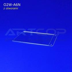 Koszulka A6 PION z otworami - model O2W