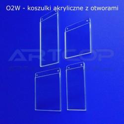 Koszulka z otworami - model O2W