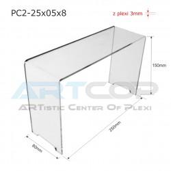 Schodek PC2 - 25x15x8