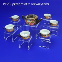 Schodek PC2 - demo