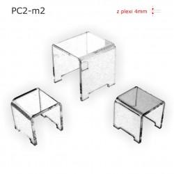 Schodek PC2-m2 - sześcian mix 3 szt.