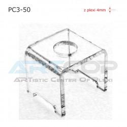 Schodek PC3 - sześcian nr 3 - 50 mm