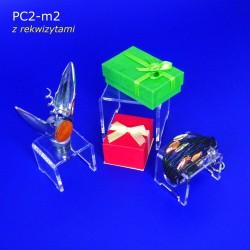 Schodek PC4 - sześcian nr 4 - 50 mm