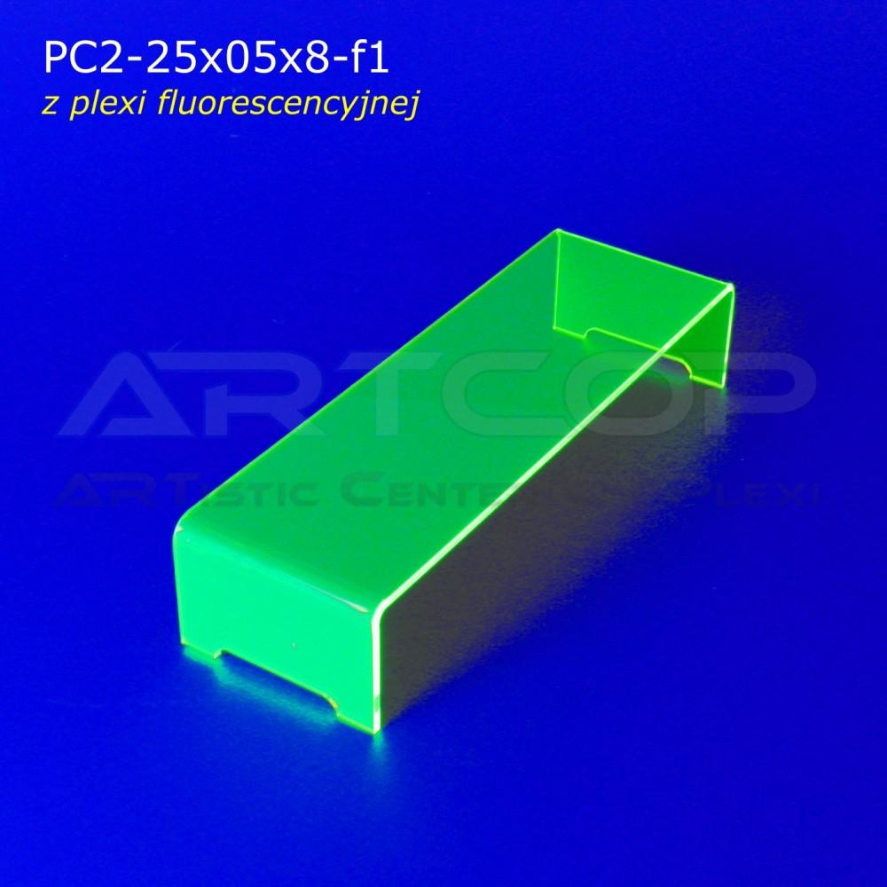 Schodek PC2-neon zielony - 25x05x8