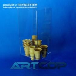 Zasobnik PS02, podajnik na wafle do lodów