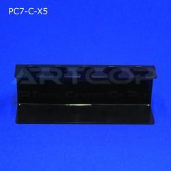 Podstawka PC7 na 5 lodów - czarna