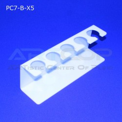 Podstawka PC7 na 5 lodów - biała