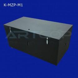 Kejs, pudło transportowe, skrzynia do transportu Mównicy z plexi