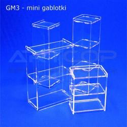 Gablotki Mini - zestaw demo