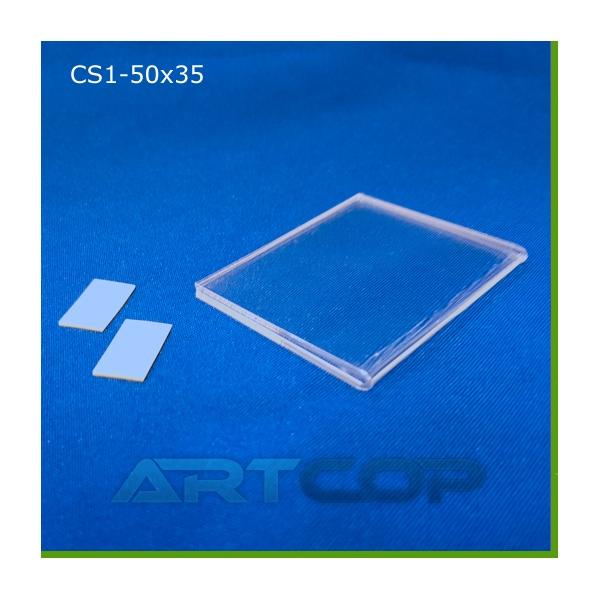 Cenówka przyklejana CS1 - 50x35