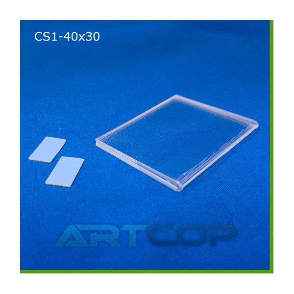 Cenówka przyklejana CS1 - 40x30