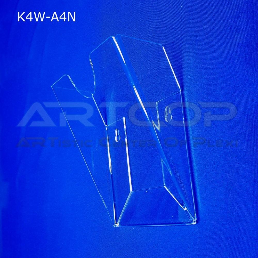 Kieszeń ukośna A4 PION, K4W-A4N wisząca, modułowa