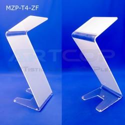 Mównica z plexi 15mm MZP-T4-ZF - zetka